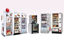 distributeurs alimentaires