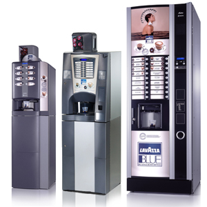 Machine A Cafe Lavazza Avec Monnayeur