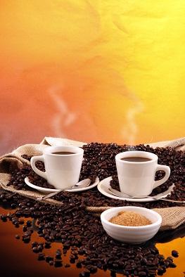 marché du café